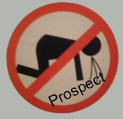 Not Throwing Up On Prospect