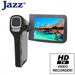 Jazz Hi Def Video Camera
